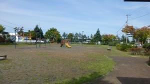 米里のびのび公園の遊具