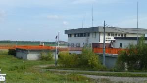 厚別排水機場