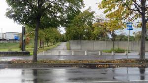 モエレ沼公園北入口