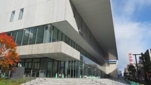 新NHK札幌放送局
