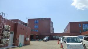 日本医療大学病院【白石藻岩通】
